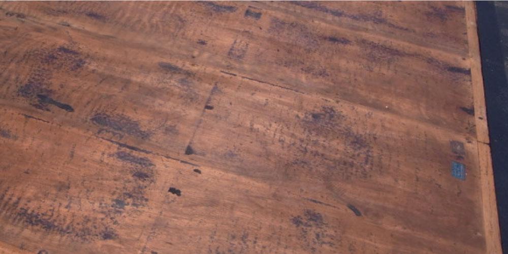 野地板の腐食