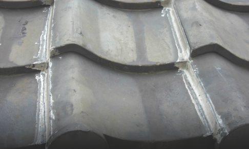屋根のシーリング