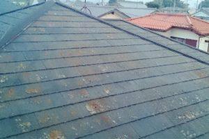 塗装が必要なスレート屋根